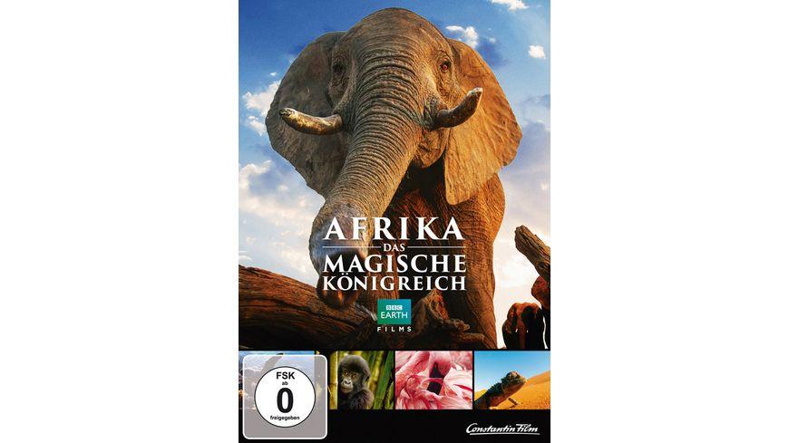 Afrika Das magische Koenigreich