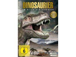 Dinosaurier Im Reich der Giganten Neuauflage 5 DVDs