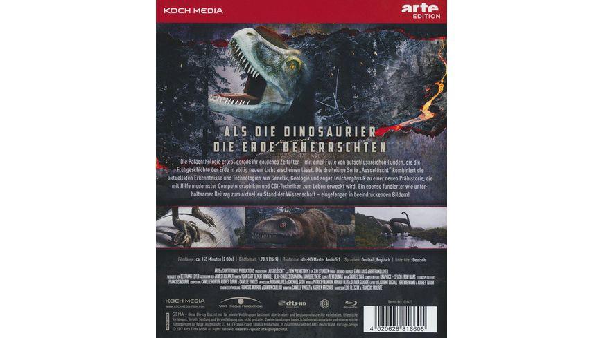 Ausgeloescht Das Ende der Dinosaurier 2 BRs