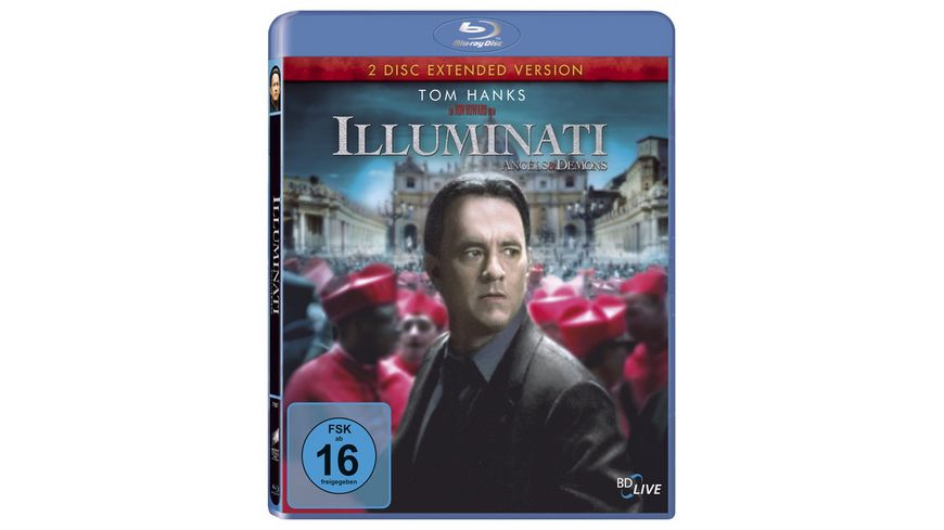 Illuminati Extended Version 2 BRs Amaray