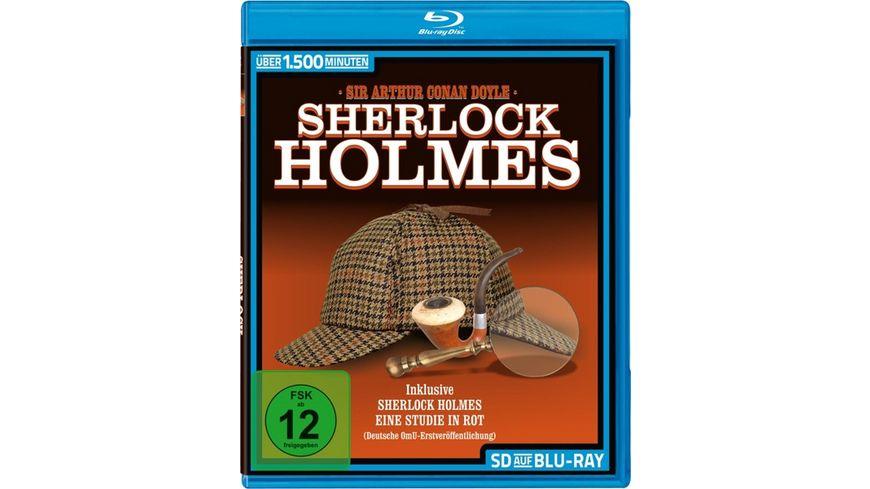 Sherlock Holmes SD auf Blu ray