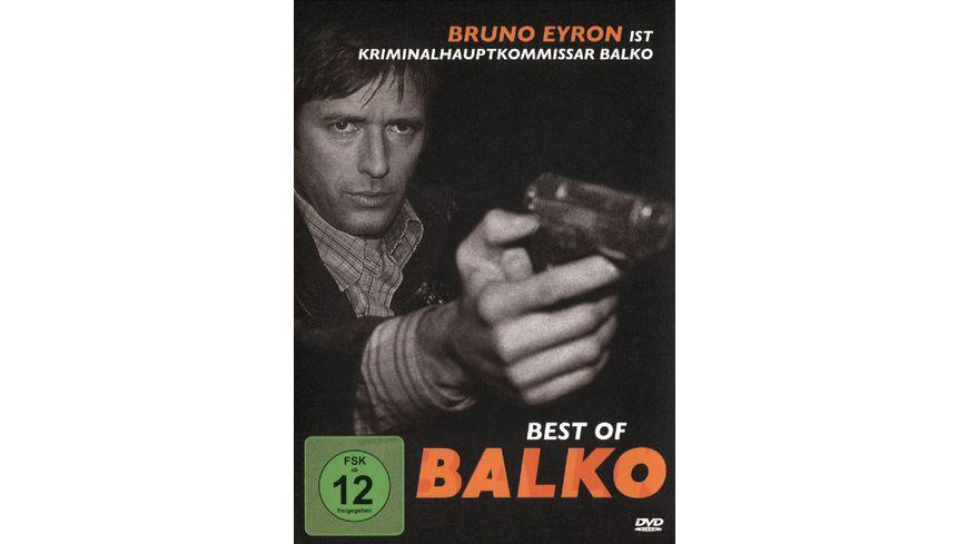 Balko Best Of Bruno Eyron 2 DVDs