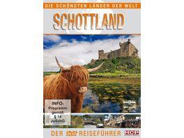 Schottland Die schoensten Laender der Welt