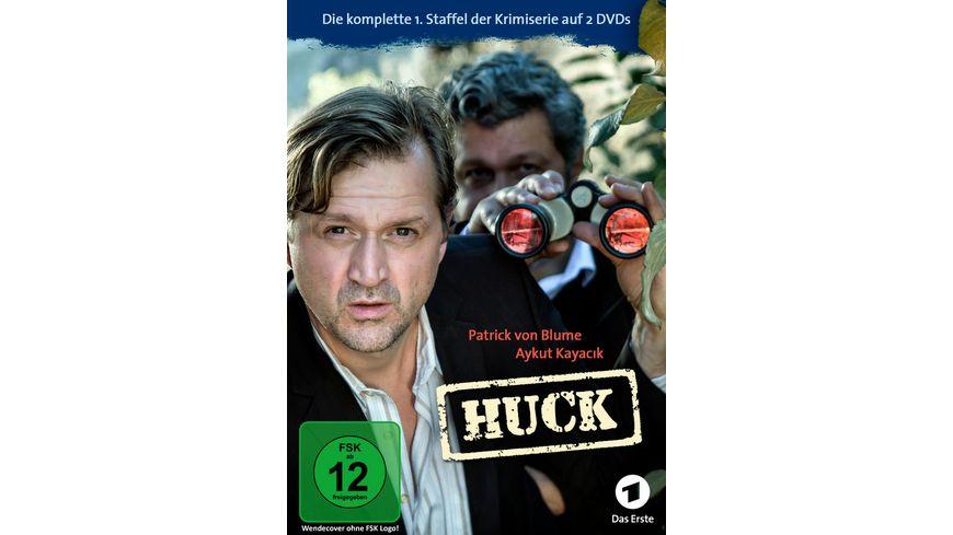 Huck Staffel 1 2 DVDs
