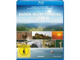 Baden Wuerttemberg von oben