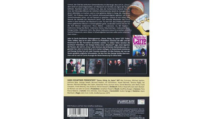 Dame Koenig As Spion Ungekuerzte Fassung 2 DVDs