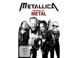 Metallica Masters of Metal