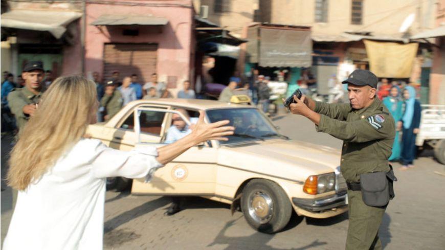 Taken in Marokko Die Marrakesch Verschwoerung
