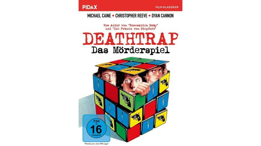 Deathtrap Das Moerderspiel Pidax Film Klassiker