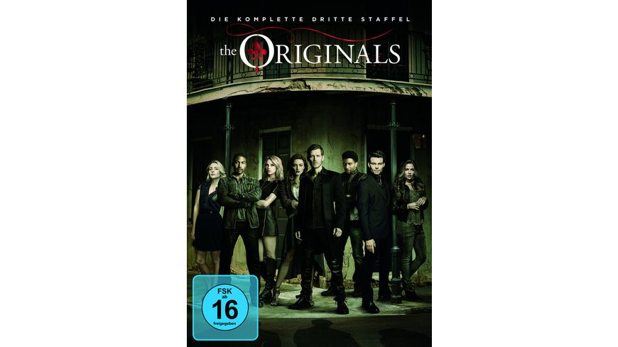 The Originals -  Die komplette Staffel 3  [5 DVDs]