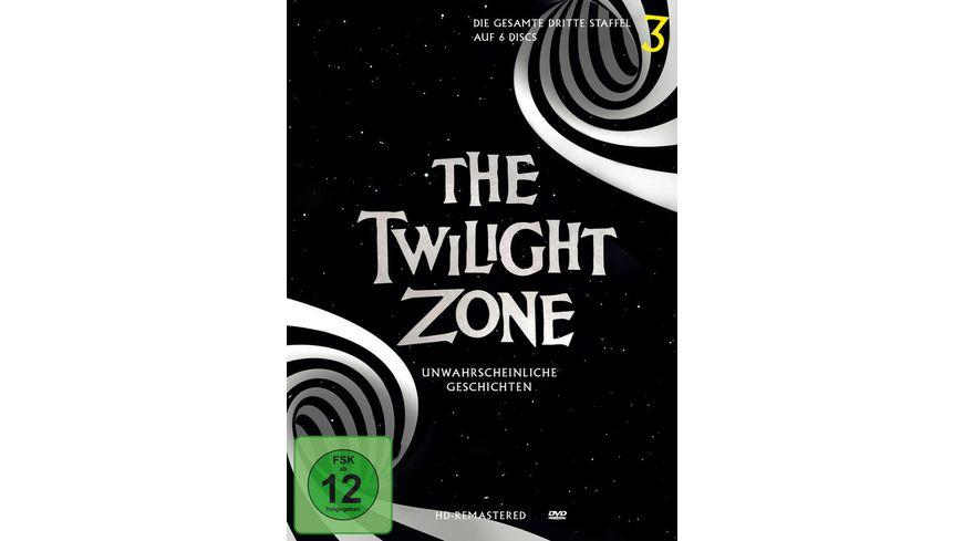 The Twilight Zone Staffel 3 6 DVDs