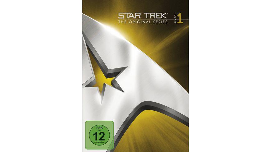 Star Trek - Raumschiff Enterprise - Staffel 1  [8 DVDs]