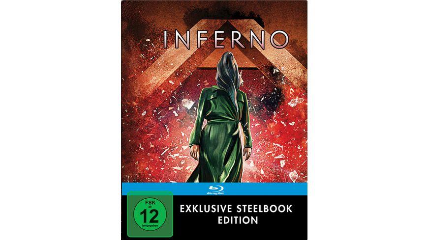 Inferno PopArt Steelbook Edition