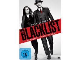 The Blacklist Season 4 6 DVDs