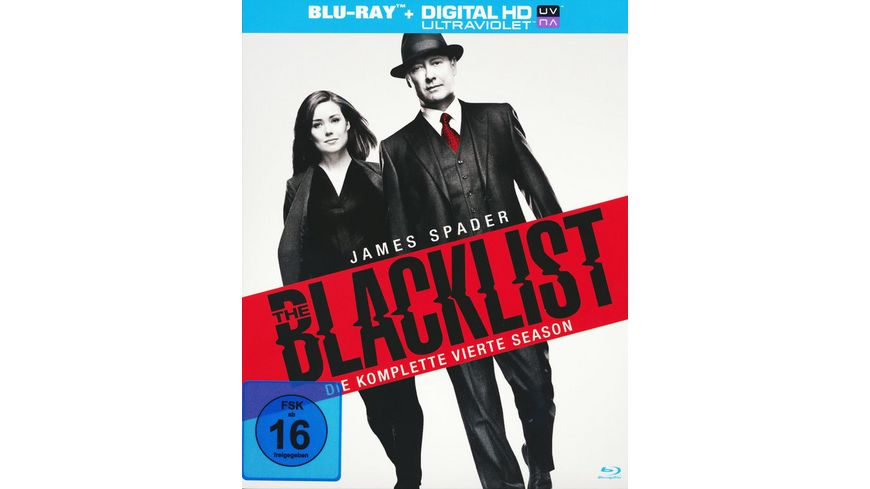 The Blacklist Season 4 6 BRs