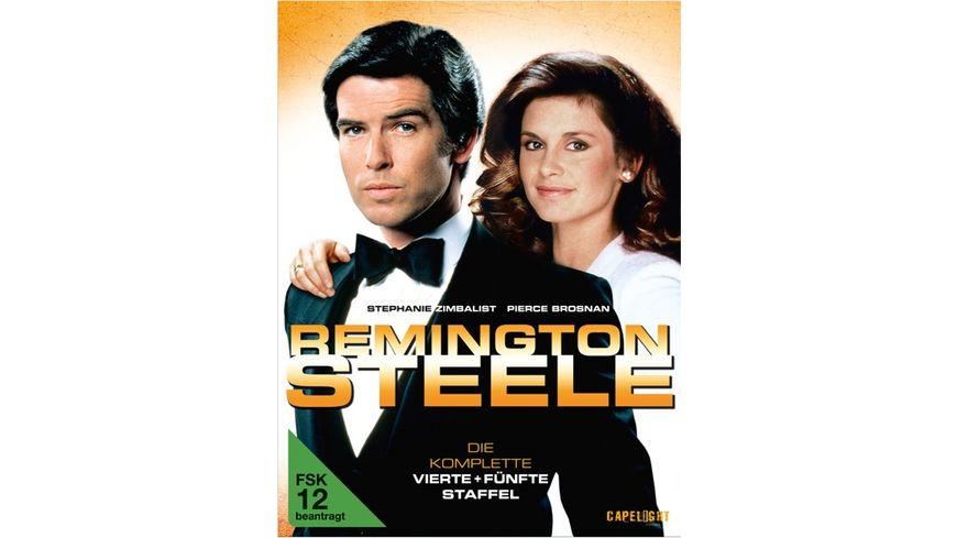 Remington Steele Die Komplette Staffel 4 5 9 DVDs