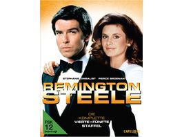 Remington Steele Die Komplette Staffel 4 5 9 DVDs