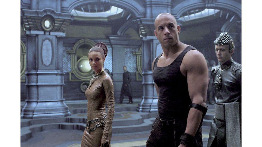 Riddick Chroniken eines Kriegers DC