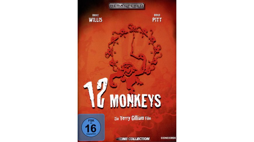 12 Monkeys Remastered