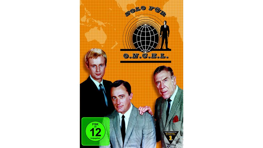 Solo fuer O N C E L Die komplette 1 Staffel 7 DVDs