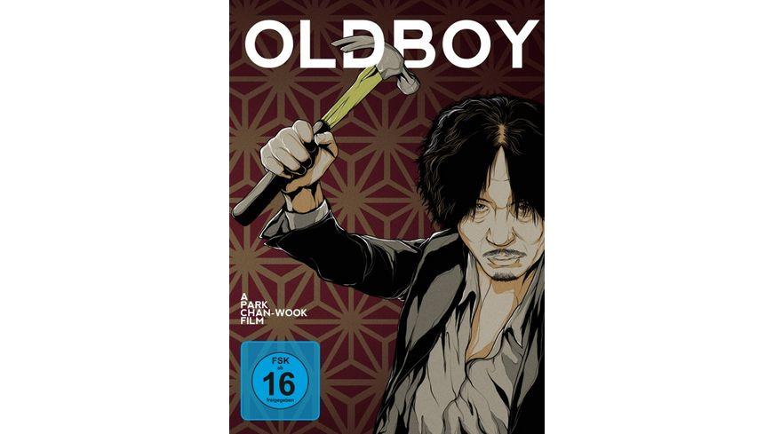 Oldboy Collector s Edition DVD Bonus Blu ray CD Soundtrack LE