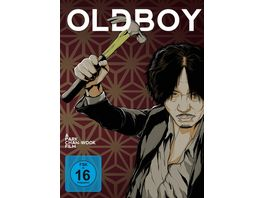 Oldboy Collector s Edition DVD Bonus Blu ray CD Soundtrack LE