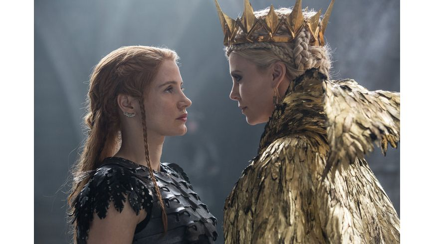 The Huntsman The Ice Queen Extended Edition