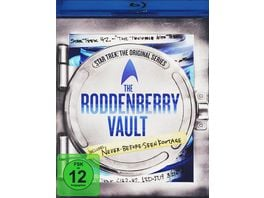 Star Trek The Original Series The Roddenberry Vault LE 3 BRs