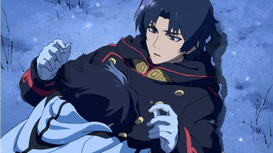 Seraph of the End Vampire Reign Ep 01 12 Vol 1 2 DVDs