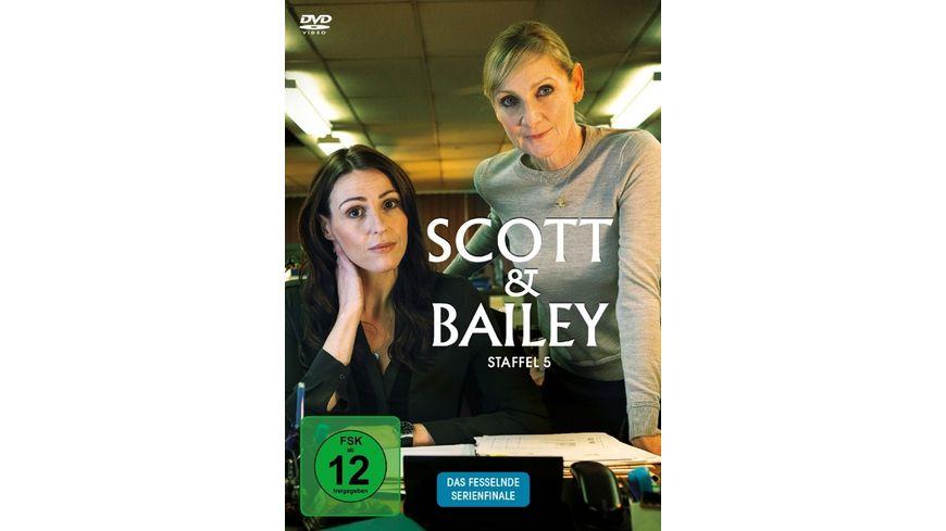 Scott Bailey Staffel 5
