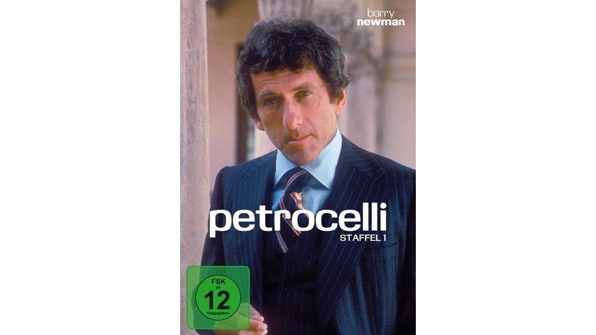 Petrocelli Staffel 1 7 DVDs