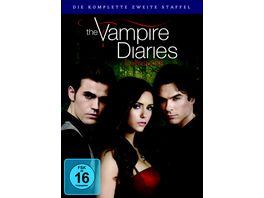 The Vampire Diaries Staffel 2 6 DVDs
