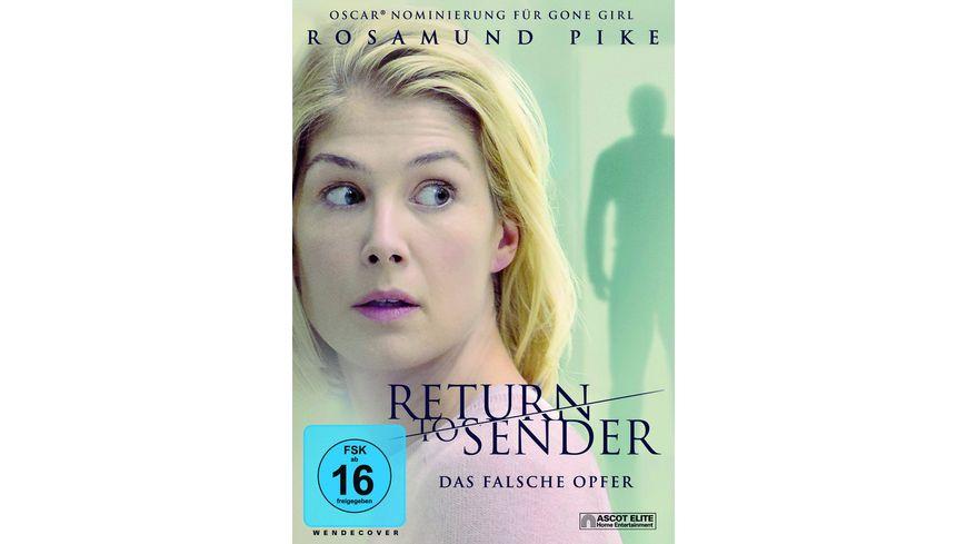 Return to Sender Das falsche Opfer