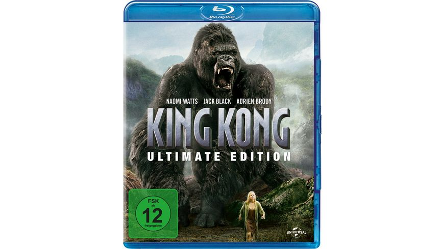 King Kong Ultimate Edition Bonus Disc