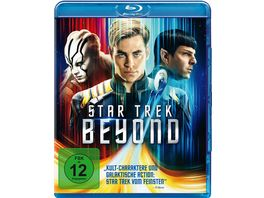 Star Trek 13 Beyond