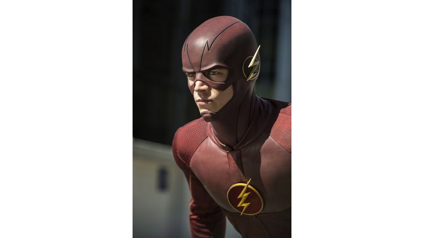 The Flash Die komplette 2 Staffel 4 BRs