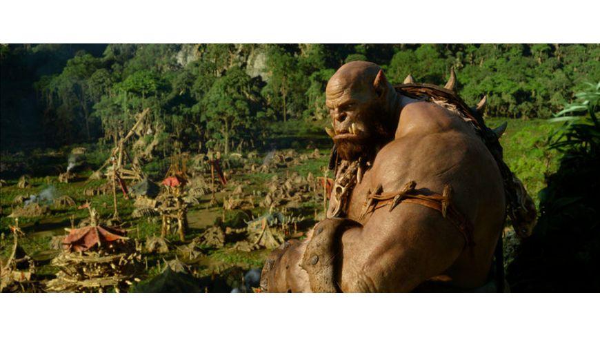 Warcraft The Beginning Blu ray