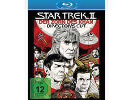Star Trek 2 Der Zorn des Khan DC
