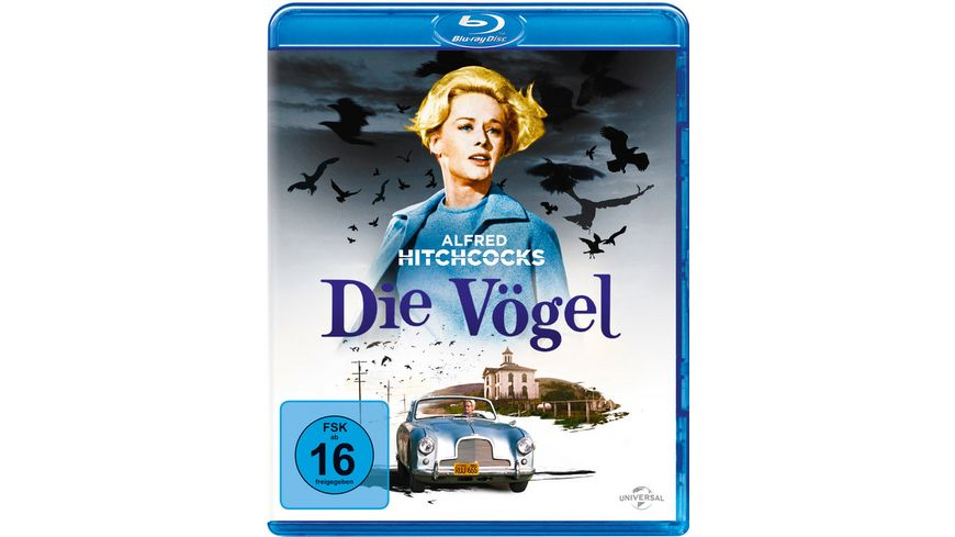 Die Voegel Alfred Hitchcock 50th Anniversary