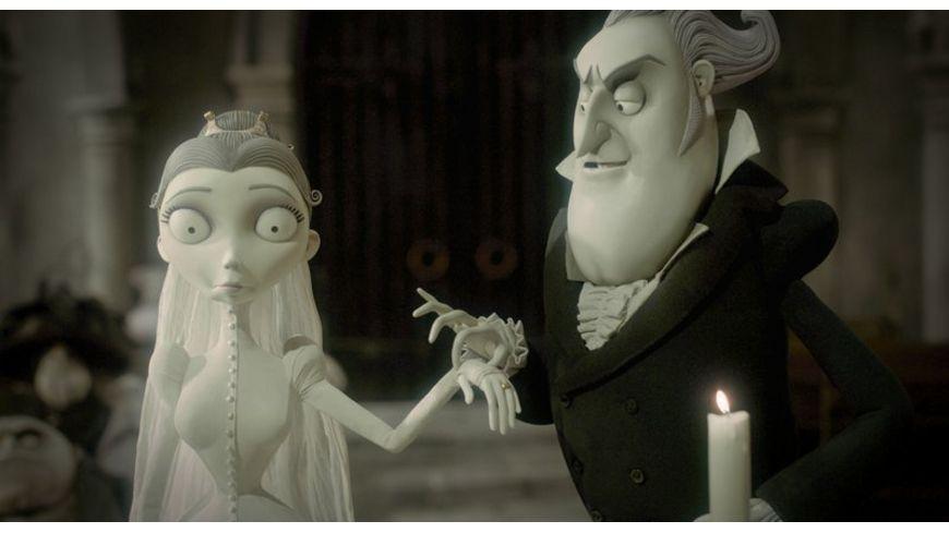 Corpse Bride Hochzeit mit einer Leiche