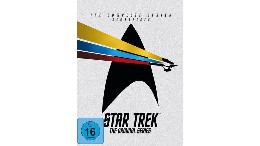 Star Trek Raumschiff Enterprise Complete Boxset 23 DVDs