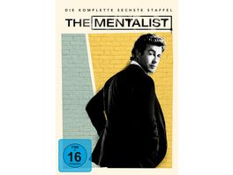 The Mentalist Staffel 6 5 DVDs