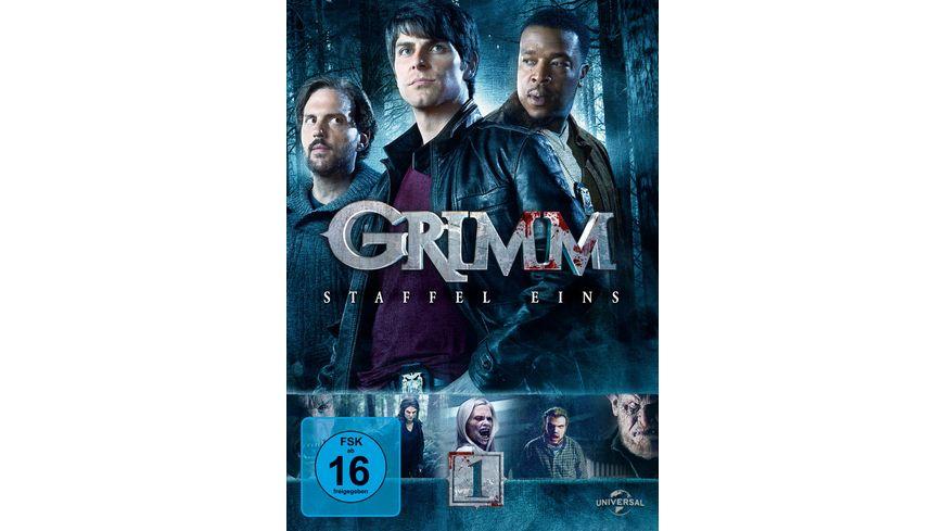 Grimm Staffel 1 6 DVDs