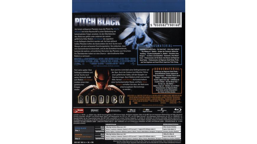Riddick Pitch Black