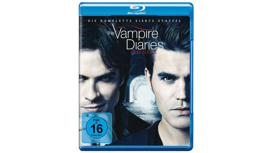 The Vampire Diaries Staffel 7 3 BRs