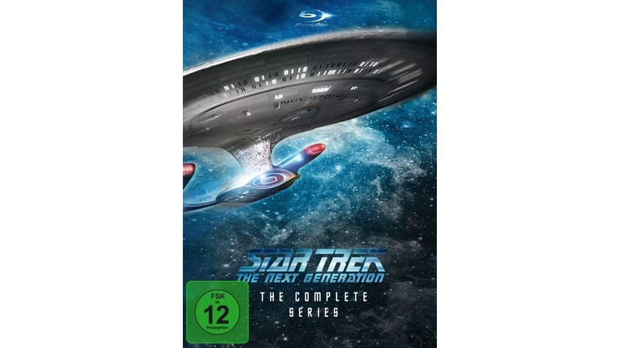 Star Trek Next Generation Complete Box Set 41 BRs