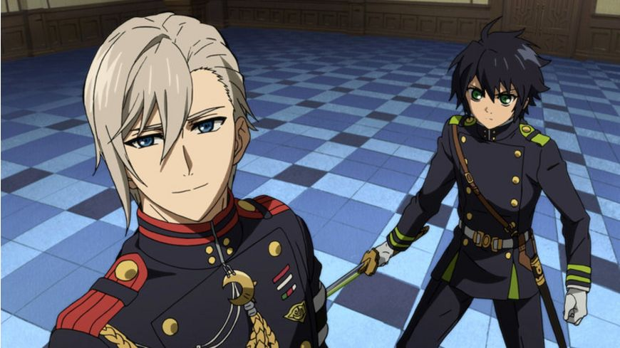 Seraph of the End Vampire Reign Vol 2 Ep 13 24 Limited Premium Edition 2 BRs