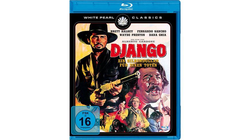 Django Ein Silberdollar fuer einen Toten