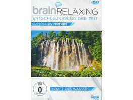 Brain Relaxing Kraft des Wassers