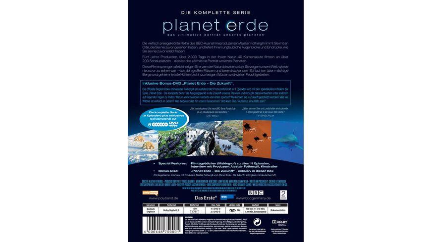 Planet Erde Box 6 DVDs